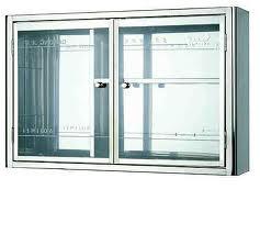 glass cabinates